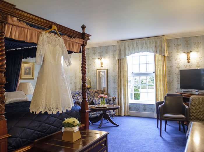 Paolo and Francesca Bridal Suite